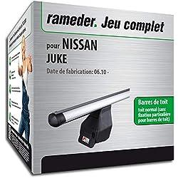 Rameder Pack Barres de Toit Tema pour Nissan Juke (118787-08922-8-FR)