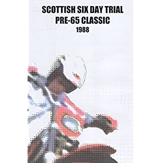 SSDT Scottish Six Day Trial Pre-65 Classic 1988 DVD - Ariel AJS BSA Greeves