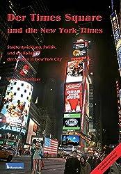 Times Square Und Die New York Times