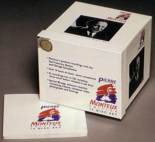 Monteux Edition-Comp [Import allemand]