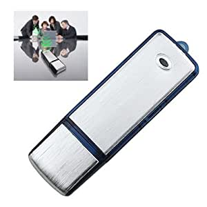 aLLreli Dictaphone enregistreur vocal espion USB 8GB