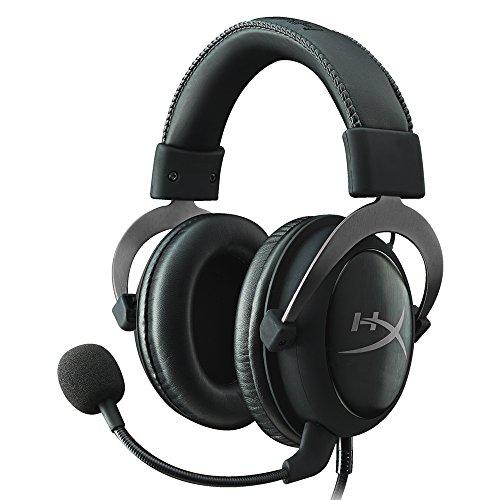 HyperX Cloud II Gaming Kopfhörer (für PC/PS4/Mac) gun metal