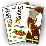 GoSlimmer (30 Cerotti) - Una Soluzione Segreta per la Perdita di Peso Senza Privazioni e la Fame. Perdete Peso in Modo Naturale Senza Pillole e Diete Estenuanti - Soppressore Dell'Appetito & Brucia Grassi Naturale immagine
