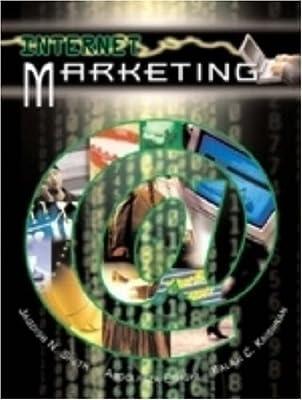 Internet Marketing by Jagdish N. Sheth (2000-08-08)
