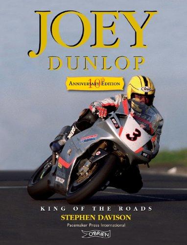 Joey Dunlop: King of the Roads por Stephen Davison