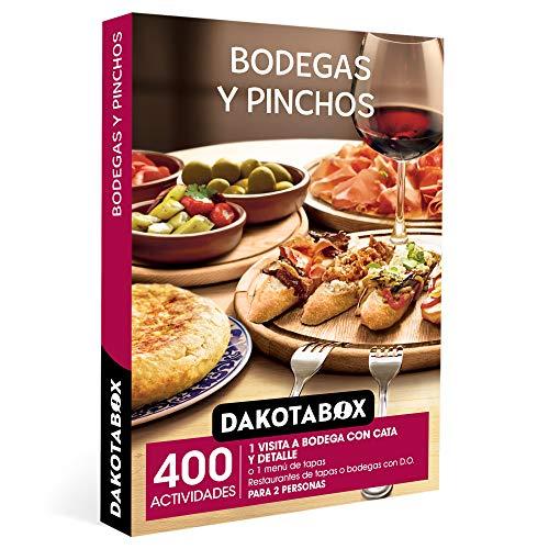 Dakotabox Bodegas et Pics Boîte Cadeau, Unisexe Adulte, Standard