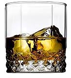 #3: Pasabahce Nest Whisky Glass Set, 315 ml, Set of 6
