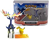 Pokemon X and Y Xerneas and Pikachu Legendary Figures (Pack of 2)
