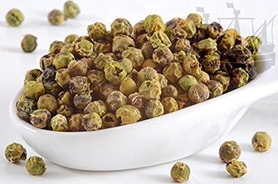 Pfeffer grün, ganz, -luftgetrocknet-, 1. Sorte, für Fleisch, Salat, Erdbeeren und Obstsalat, 75g von Bremer Gewürzhandel bei Gewürze Shop