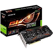 Gigabyte GeForce GV-N1080G1 GAMING-8GD Video Graphics Cards by Gigabyte