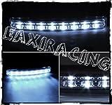 8 LED DRL Auto Tagfahrlicht Tageslicht sehr weißes Kit 12 V DC Stirnlampe Buyincoins