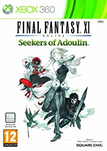 Final Fantasy XI Seekers of Adoulin Microsoft XBox 360 Game UK PAL