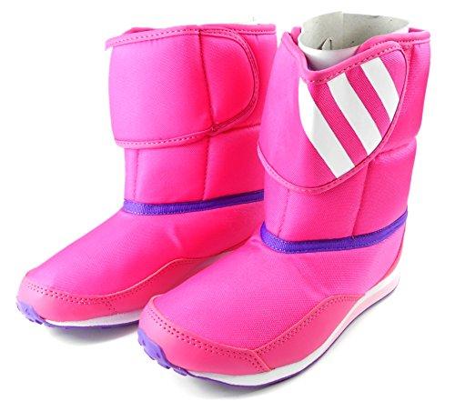 Ugg-schnee-stiefel-jungen (Adidas Neo Seneo Snowstripes K Winterboots F38854 Pink (37 1/3))