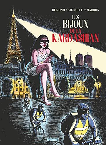 Les bijoux de la Kardashian par  François Vignolle, Julien Dumond