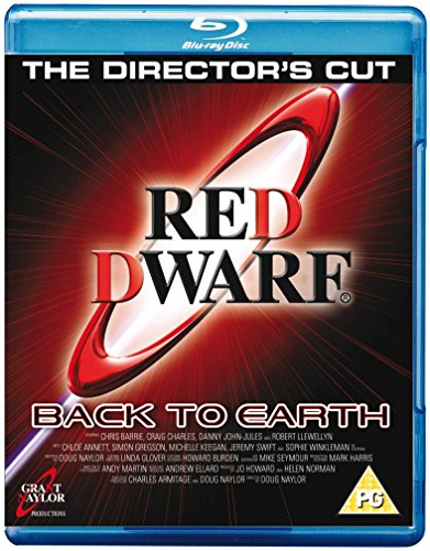 Back to Earth [Blu-ray]