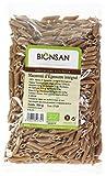 BIONSAN - BIO - Macaroni d'Épeautre Intégral 500 g - Lot de 6