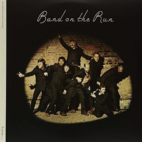 Paul & Wings McCartney: Band on the Run  (2010 Remaster) [Vinyl LP] (Vinyl)
