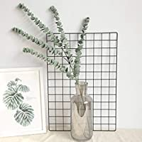 Windwide Artificial Flower Fake Eucalyptus Home Office Decor (D)