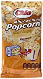 Produkt-Bild: Chio Mikrowellen Popcorn Karamell, 22er Pack (22 x 100 g)