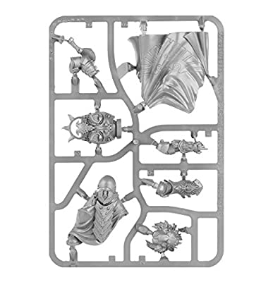 Captain-General Trajann Valoris 01-10 - Adeptus Custodes - Warhammer 40,000