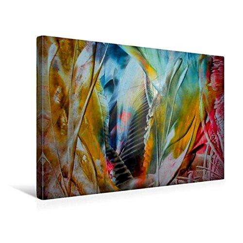 Premium Textil-Leinwand 45 cm x 30 cm quer, Entwicklungen | Wandbild, Bild auf Keilrahmen,...