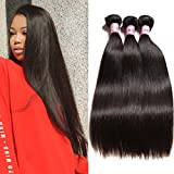Best Grade Of Human Hair Weave - 12 14 16 : UNice Hair 7A Grade Review