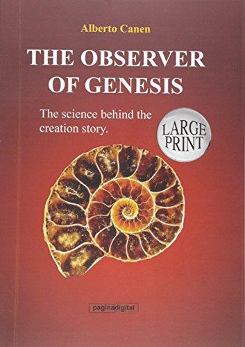 Portada del libro 6ed El observador del Genesis - edicion especial: El Genesis. Del relato poetico a la explicacion cientifica
