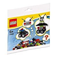 LEGO Friends 30499 Creator Robot Vehicle Polybag Pouch New