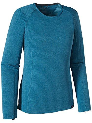 Patagonia Capilene Thermal Weight Zip Neck Shirt Men - Thermoshirt navy