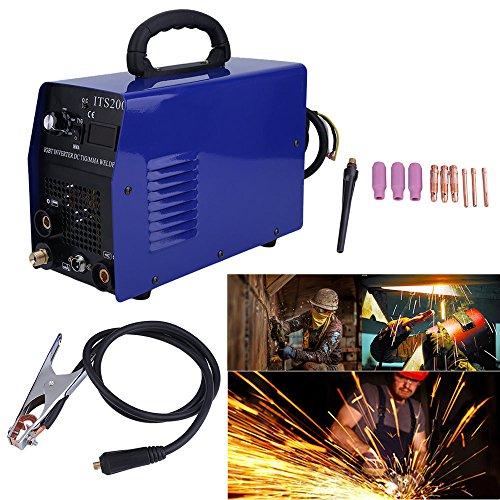 TSI200 IGBT Plasma Schneider 200 Amp schneidet Plasma CUT Inverter Schweißgerät Welder Welding Schweißmaschine Schweißinverter Ausschnitt Maschine Plasmaschneider Cutting Cutter Igbt-plasma