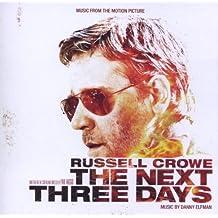 Les Trois Prochains Jours (The Next Three Days) (B.O.F.)