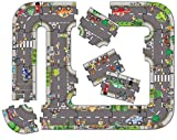 Enlarge toy image: Orchard Toys Giant Road -  preschool activity for young kids