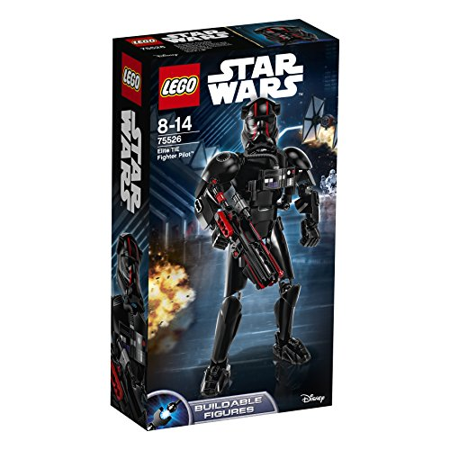 Wars Star Fighter (Lego Star Wars 75526 - Elite TIE Fighter)