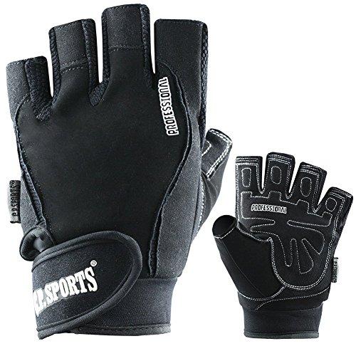 Profi-Gym-Handschuh F15 Gr.L - Fitnesshandschuh, Trainingshandschuh f. Fitness, Bodybuilding & Krafttraining - CP Sports