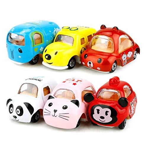 Coches de juguete para niños, juguetes para el desarrollo de niños, 6...