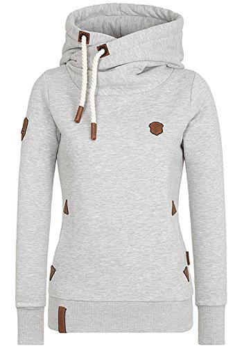 Naketano Damen Sweatshirt grau (231) S
