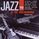 "Norman Granz presents ""Jazz at the Philharmonic"" (JATP) starring Dizzy Gillespie, Billie Holiday, Charlie Parker, Oscar Peterson, amo!"