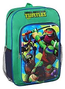 Atosa 15543-Mochila Ninja Turtles, 40x 27x 10cm