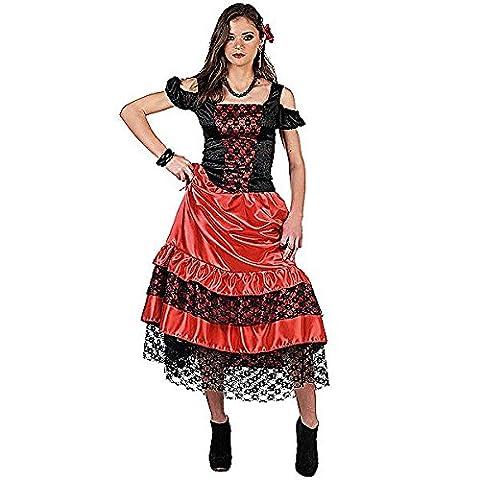 Salsa Tenues - Limite Carmen Costume (Taille