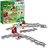 LEGO Duplo - Binari ferroviari, 10882