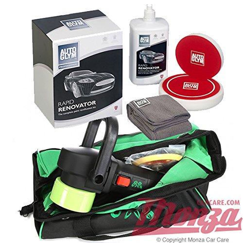 Preisvergleich Produktbild Dodo Juice Buff Daddy Dual Action Polierer & AUTOGLYM Rapid Renovator Polish Kit