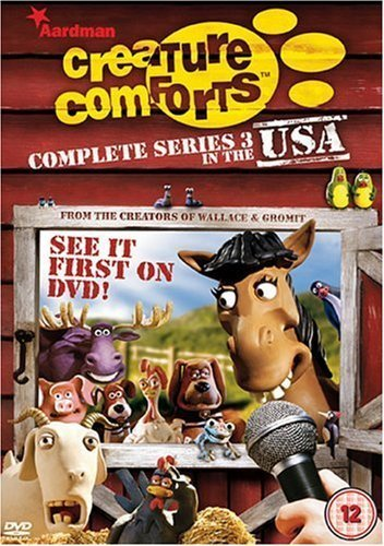 Creature Comforts Complete - Series 3 - In The USA [UK Import] -