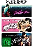 Footloose - Grease - Flashdance - 3 DVD Set
