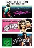 Footloose - Grease - Flashdance - 3 DVD Set -