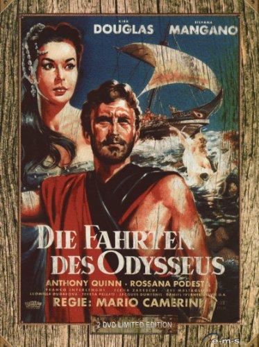 Bild von Die Fahrten des Odysseus (2 DVDs im Woodpak) [Limited Edition]