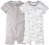 LUPILU® 2 Jungen Baby-Schlafanzüge