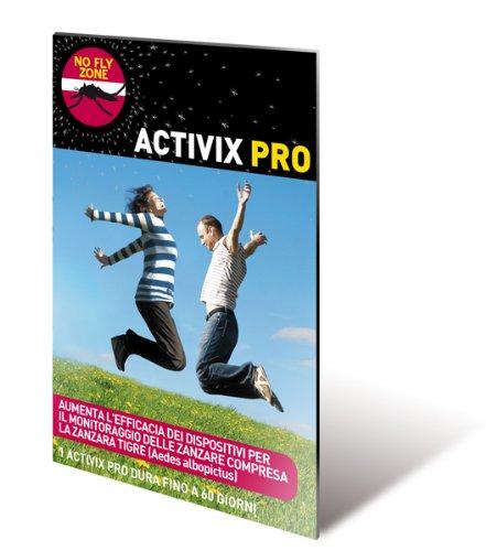 HBM Anti-Moustiques 001-DS-RAC005 Recharge Activix Pro pour les Pièges Extérieur et Intérieur Anti-Moustique