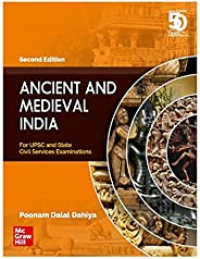 Ancient and Medieval India(New edition)