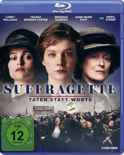 Bild von Suffragette - Taten statt Worte [Blu-ray]