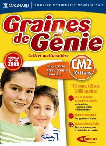 Graines de génie - CM2 2007-2008